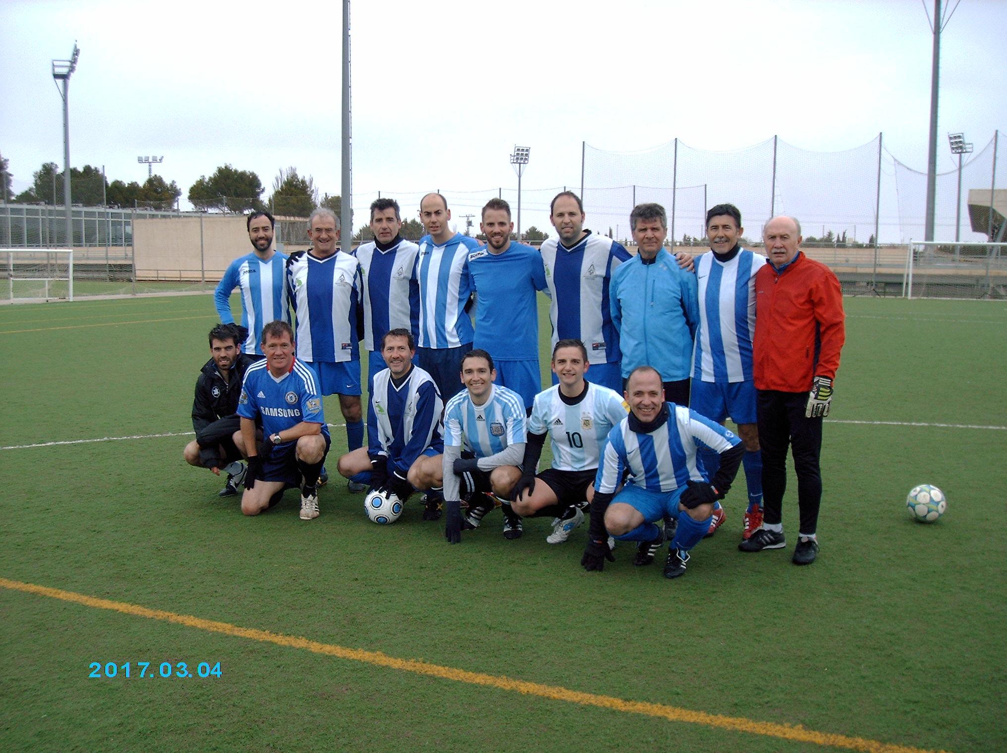 Reseña encuentro Liga Fútbol Arquitectónico Albacete-Valencia
