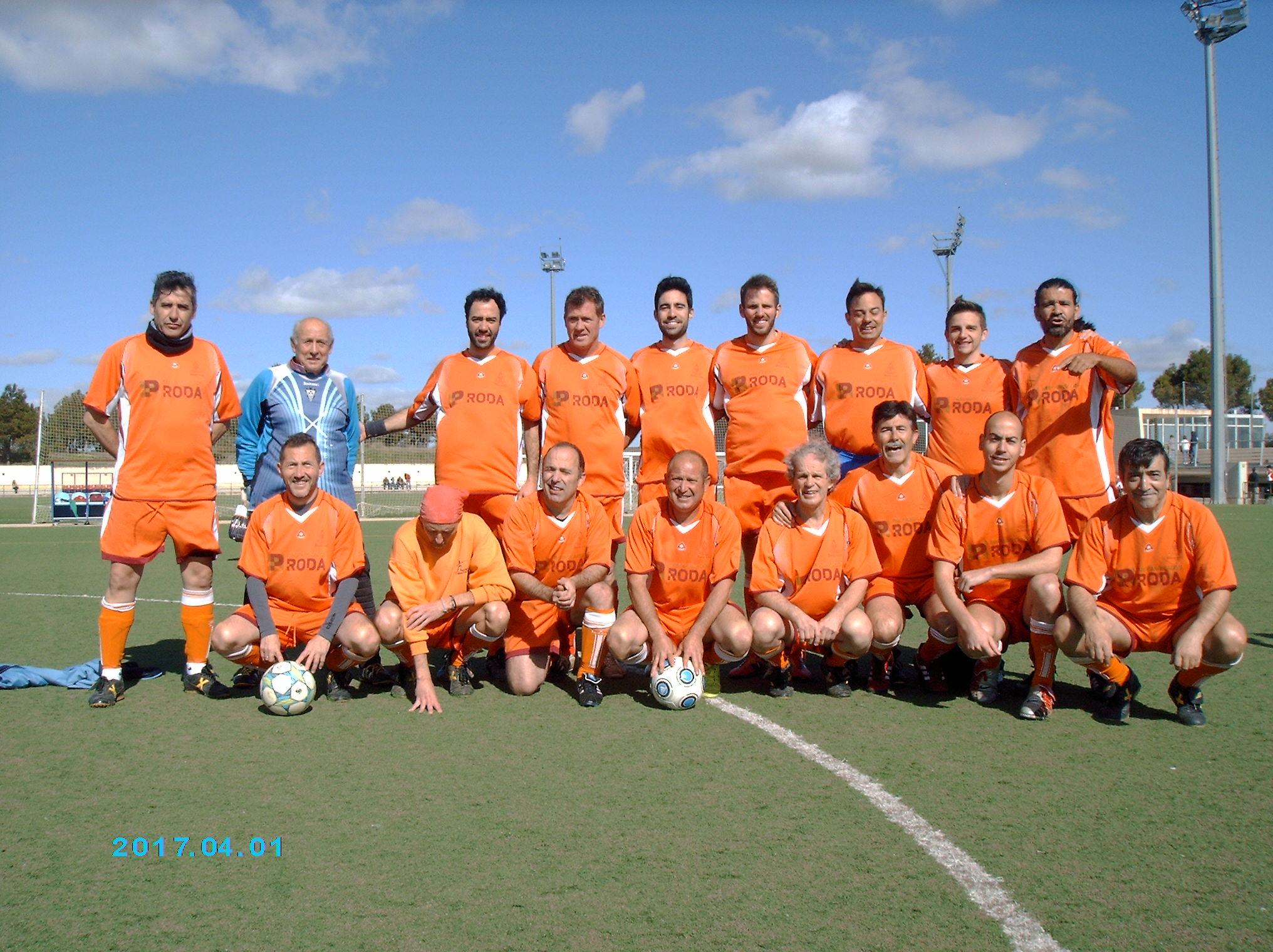 Fútbol Arquitectónico. EuroCup Albacete 2017