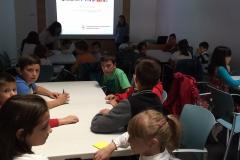 Semana de la Arquitectura 2015. Taller para niños:¿Quién vive ahí?