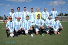 EuroCup Albacete 2017. Futbol arquitectónico.