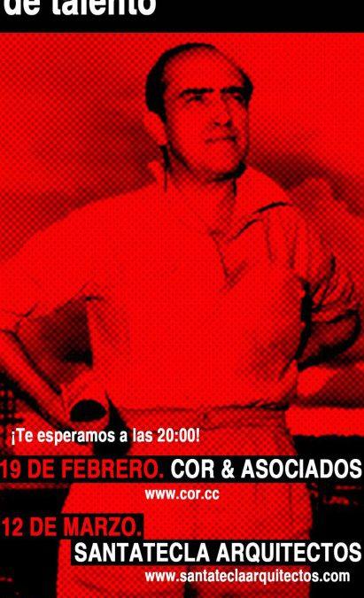 """Ciclo de conferencias 2013 """"Chispazos de talento"""""""
