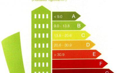 Nuevo curso de certificación energética