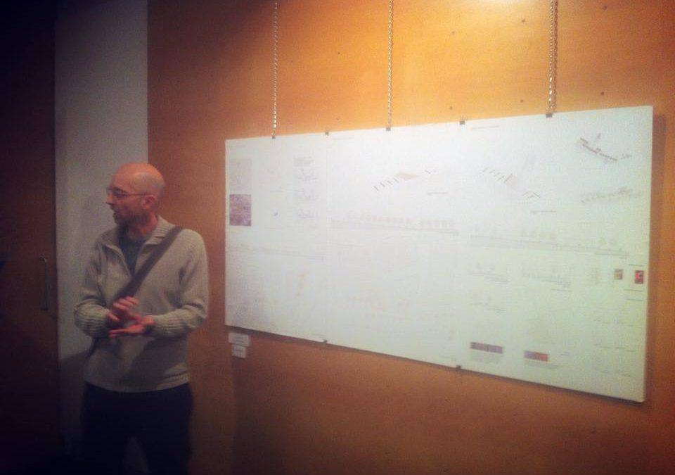Exposición: Concurso de ideas para la   remodelación del antiguo lavadero de Balazote y su entorno