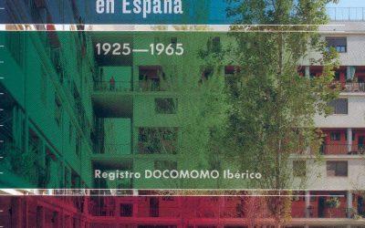 Exposición DoCoMoMo: Vivienda y Ciudad