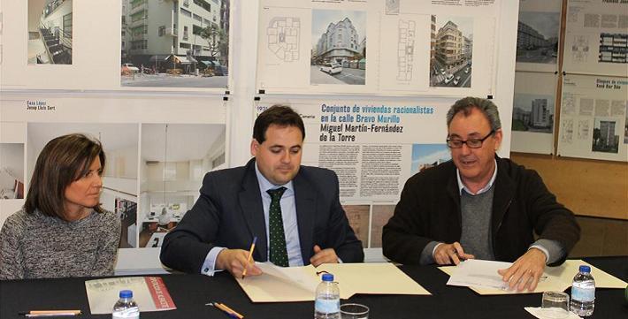 Convenio con la Diputación Provincial de Albacete