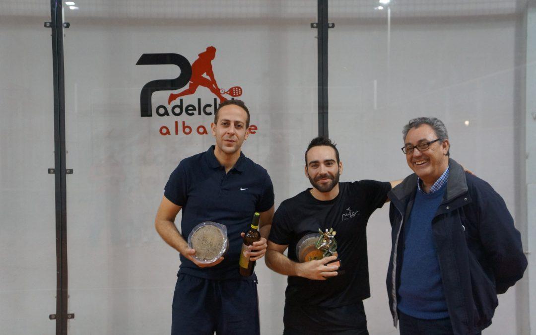 I Campeonato de Pádel Arquitectónico