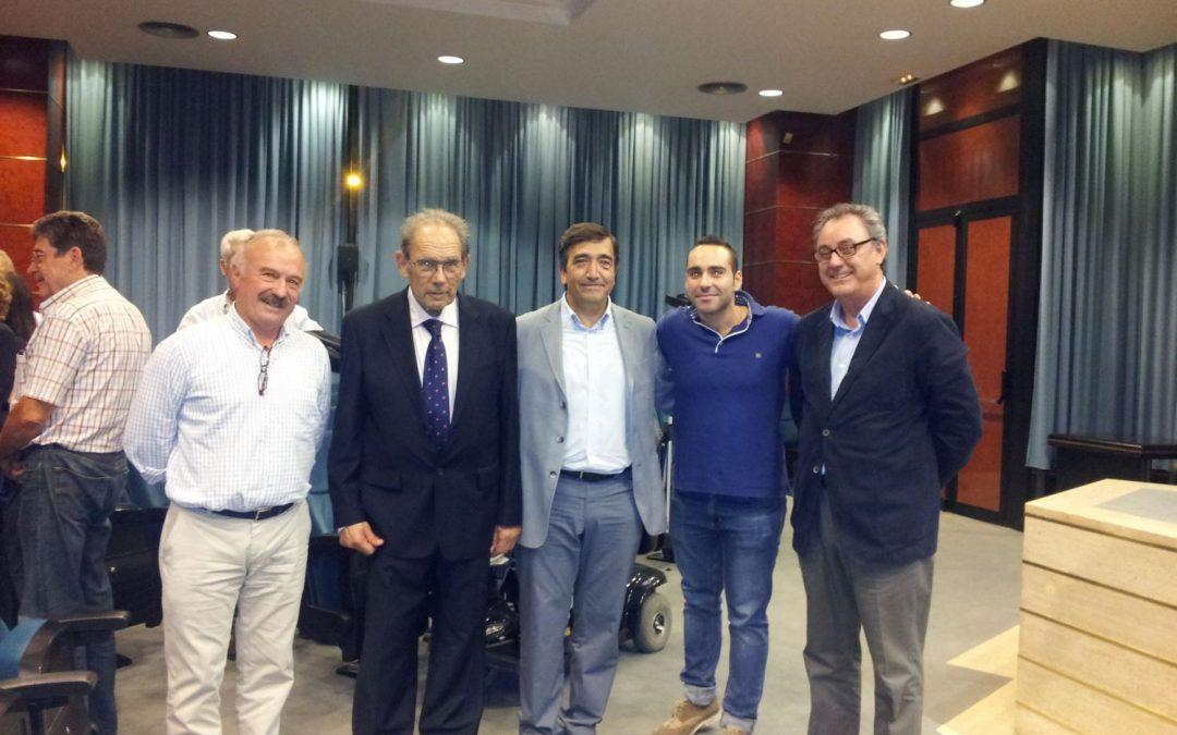 Conferencia sobre Antonio Escario en Valencia