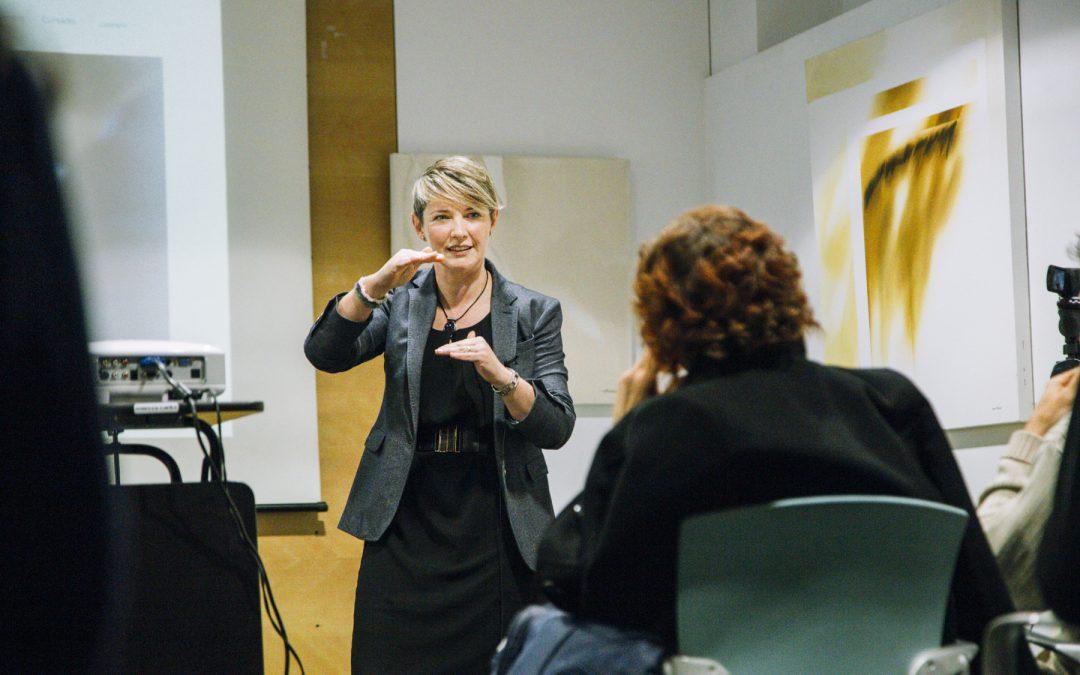 Conferencia: 12 claves para reinventarse con éxito