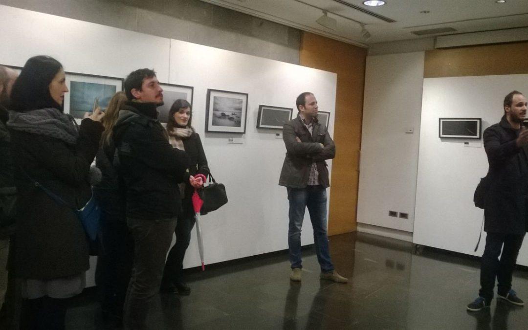 Inauguración exposición César Dussac