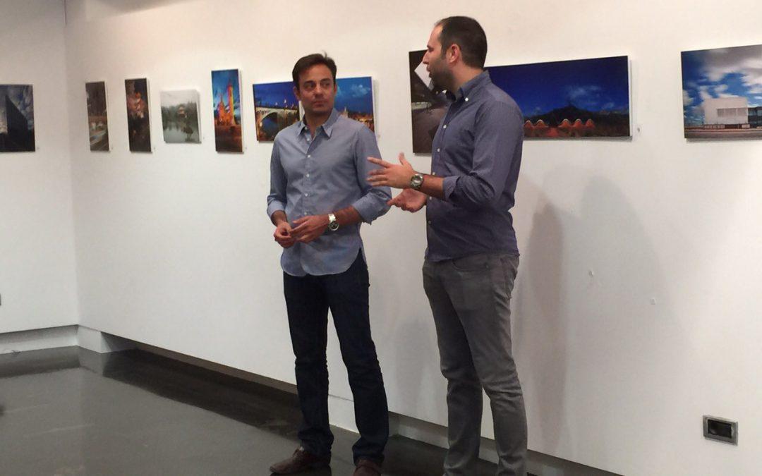 Inauguración exposición de Eduardo Mascagni