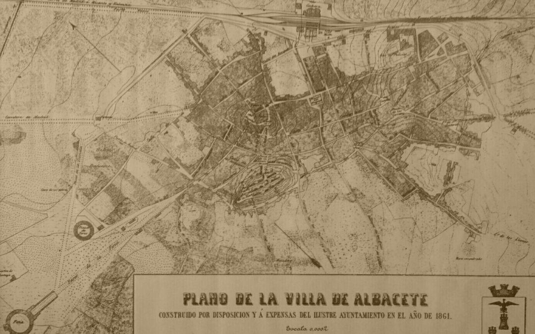 """Inauguración exposición """"Hitos en la historia del urbanismo de Albacete"""""""
