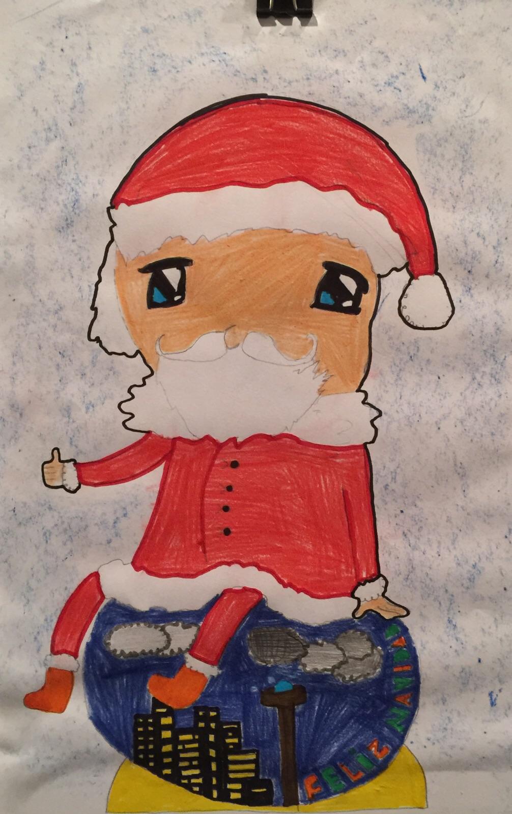 ninos navidad 2