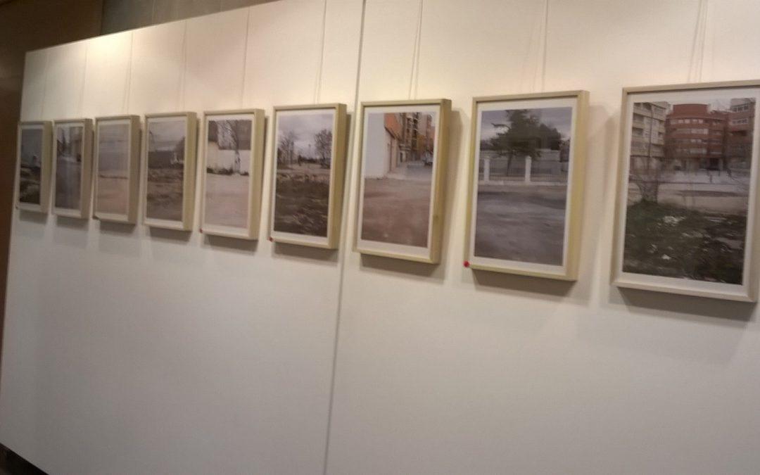 """Inauguración exposición """"ciudad efímera"""""""