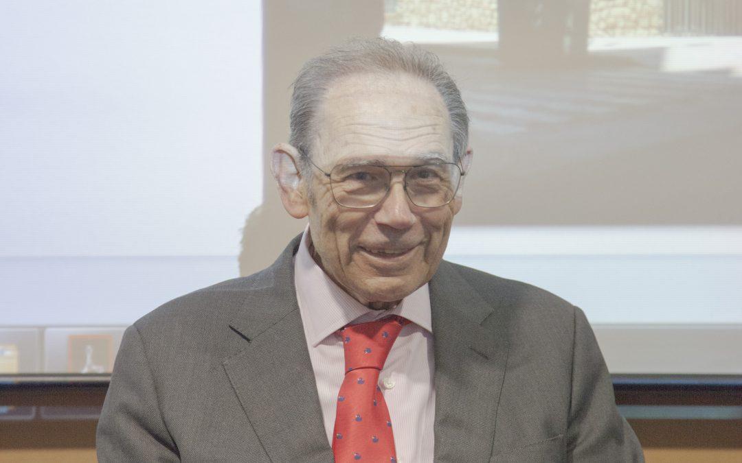 Antonio Escario: Distinción de Honor de la Arquitectura de CLM