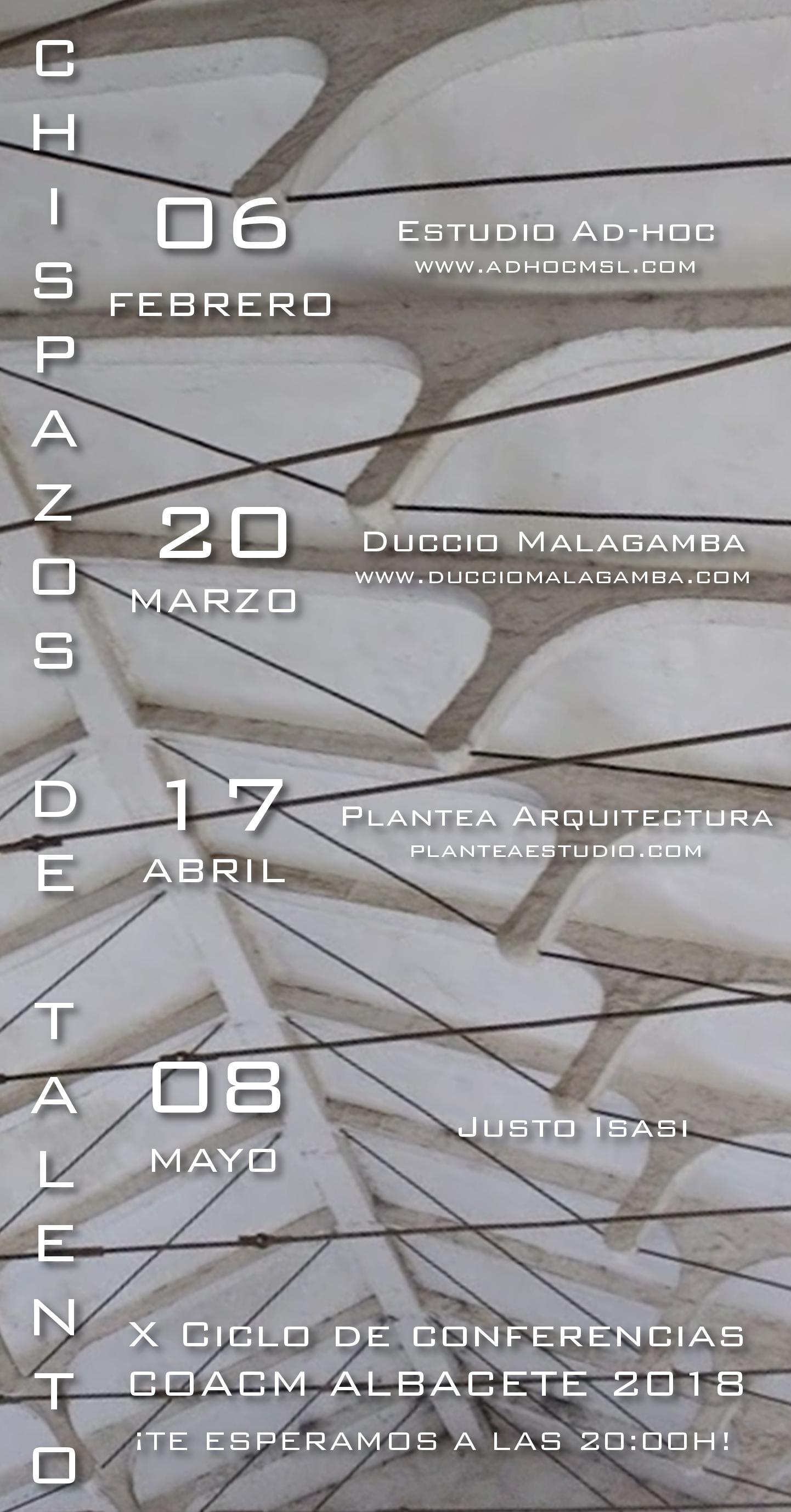 chispazos 2018