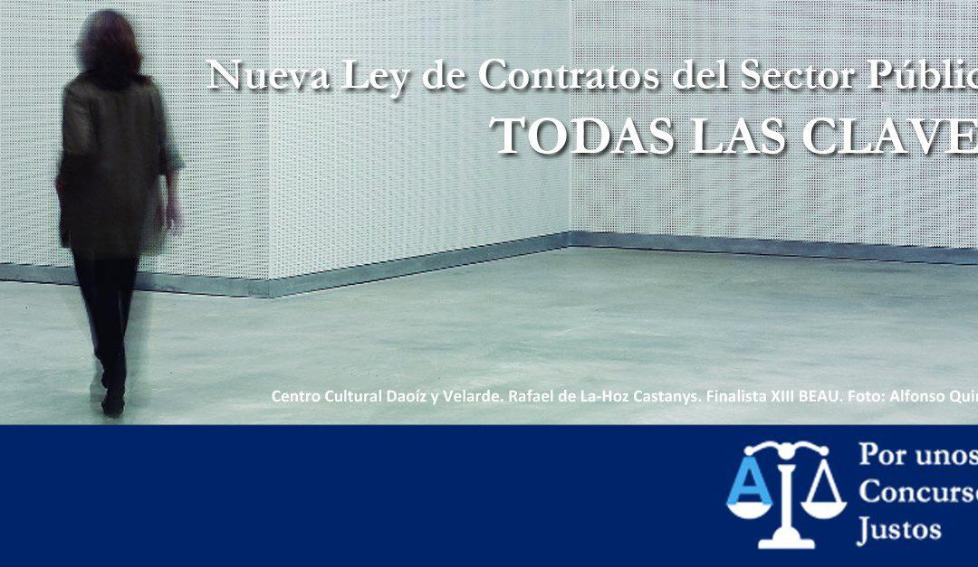 Nueva Ley de Contratos del Sector Público.