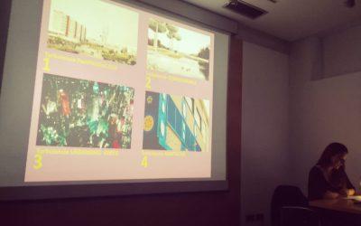 Segunda conferencia Colectivo JAB.