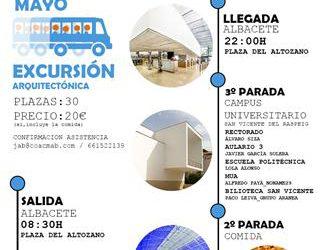 Excursión arquitectónica. Colectivo JAB