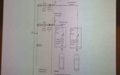 Finalizado el curso práctico sobre proyectos de instalaciones eléctricas de baja tensión.