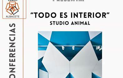 Ciclo de conferencias JAB 2019. Studio Animal