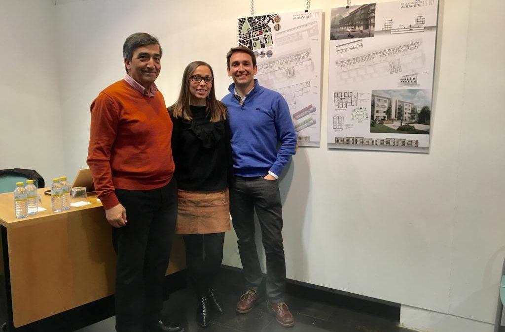 """""""Albacete piensa"""". Rehabitando barrios. Rehabitando ciudades."""