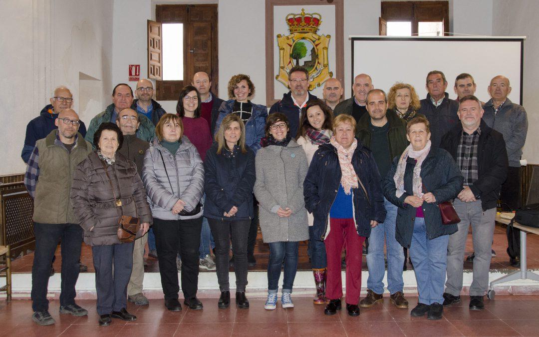 "Grupo de Trabajo de Paisaje. Blog ""Paseando Fuensanta"""