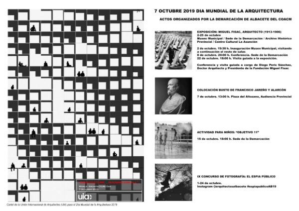 Manifiesto CSCAE- Día Mundial de la Arquitectura 2019