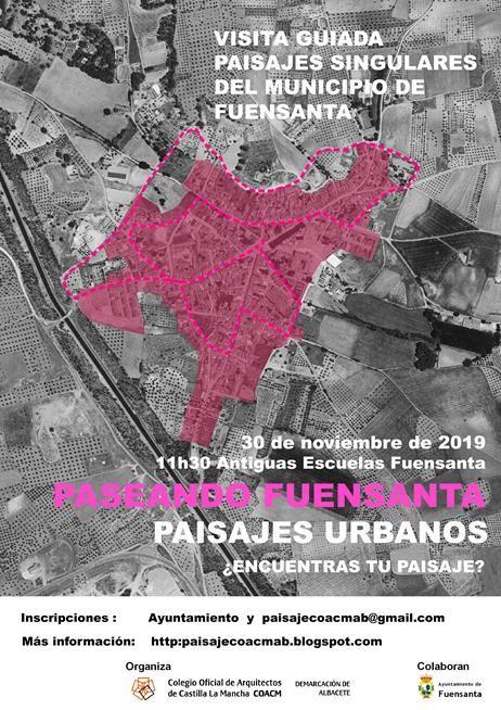 Paseando Fuensanta. Paisajes urbanos