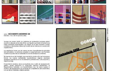 Fallo del XI Concurso de Ideas Calendario COACM AB 2020
