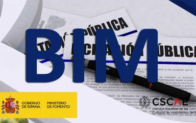 Curso introducción al BIM en la Licitación Pública