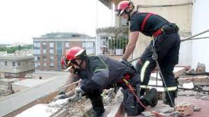 Creación equipo simulacro de riesgo sísmico