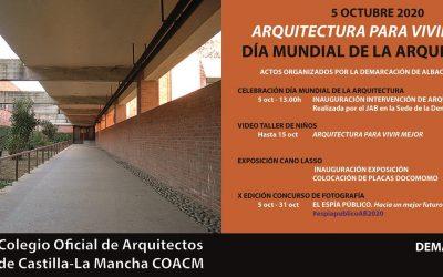 Actividades Día Mundial de la Arquitectura 2020