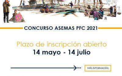 CONCURSO ASEMAS PFC ARQUITECTURA 2021